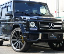 New Stock Car ベンツ G550!