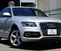 New Stock Car!! Audi Q5 TFSI クワトロ Sライン