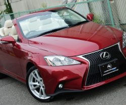 NEW Stock Car!! LEXUS ISC Ver,L 現行LOOKスピンドルグリル
